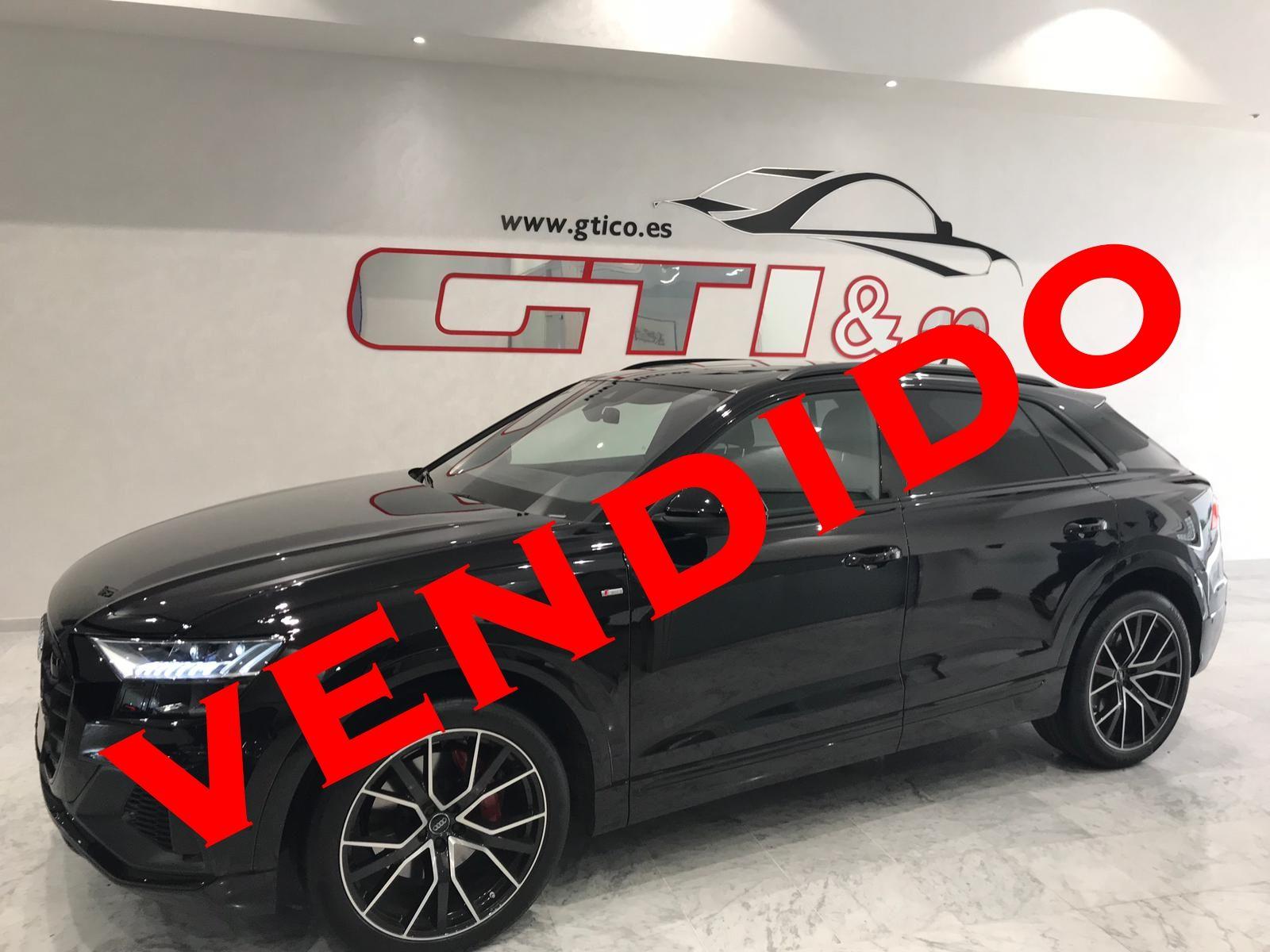 Audi Q8 50 Tdi Quattro Tiptronic Gti Co